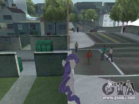 Rarity for GTA San Andreas forth screenshot