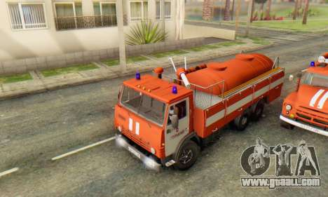 KamAZ 53212 AP-5 [IVF] for GTA San Andreas back left view