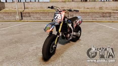 Yamaha YZF-450 v1.18 for GTA 4