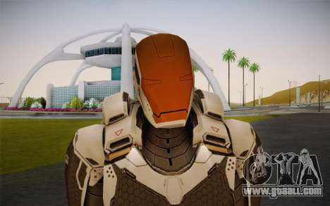 Iron Man Gemini Armor for GTA San Andreas third screenshot