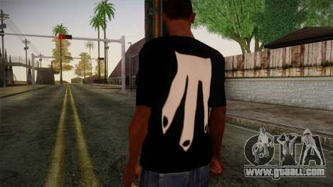 Shirt Madafaka for GTA San Andreas second screenshot