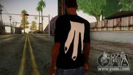 Shirt Madafaka for GTA San Andreas second screenshot