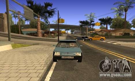 ZAZ Tavria for GTA San Andreas right view