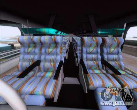 Busscar Jum Buss 400 Volvo B10R Pullman Del Sur for GTA San Andreas side view