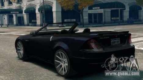 Feltzer Grey Series for GTA 4 left view