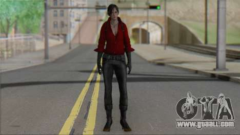 Ada Wong v1 for GTA San Andreas