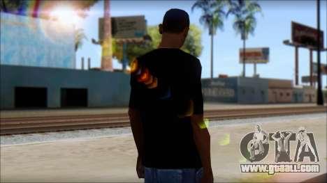Dem Boyz T-Shirt for GTA San Andreas second screenshot