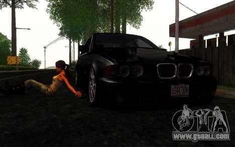 ENBSeries v5.2 Samp Editon for GTA San Andreas third screenshot