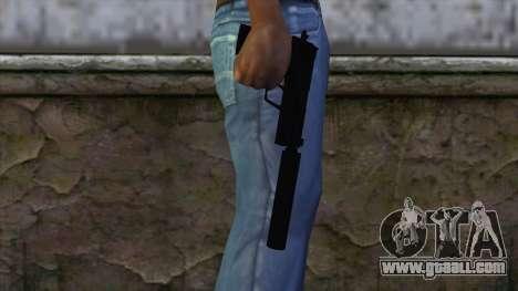 USP-S from CS:GO v2 for GTA San Andreas third screenshot