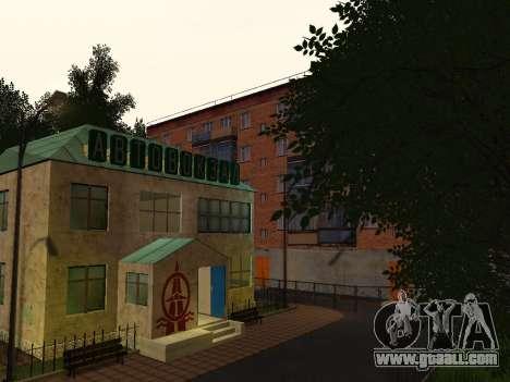 ENB by Makar_SmW86 v5.5 for GTA San Andreas fifth screenshot