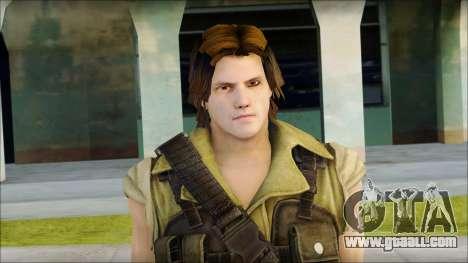 Carlos for GTA San Andreas third screenshot