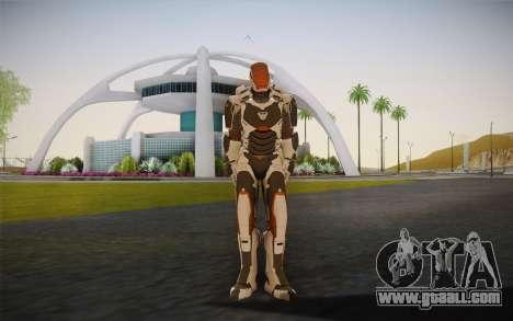 Iron Man Gemini Armor for GTA San Andreas