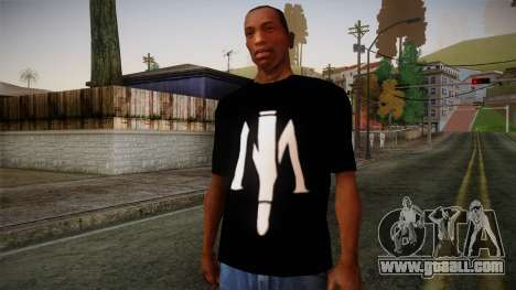 Shirt Madafaka for GTA San Andreas