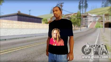 Max Cavalera T-Shirt v2 for GTA San Andreas