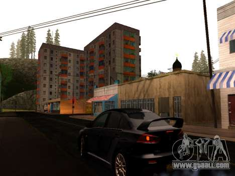 ENB by Makar_SmW86 v5.5 for GTA San Andreas second screenshot