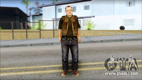 BarMan of 100 X-Ray for GTA San Andreas second screenshot