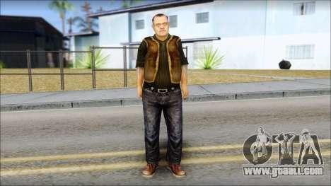 BarMan of 100 X-Ray for GTA San Andreas second screenshot