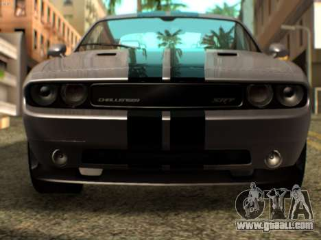 Lime ENB v1.1 for GTA San Andreas second screenshot