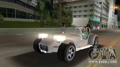 Caterham Super Seven for GTA Vice City