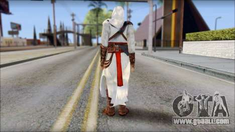 Assassin v3 for GTA San Andreas second screenshot