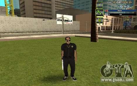 C-HUD by SampHack v.5 for GTA San Andreas second screenshot