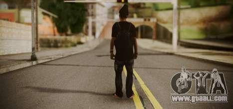 Smoking Super Choronic for GTA San Andreas second screenshot