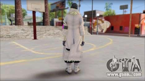 Final Fantasy XI - Snow for GTA San Andreas second screenshot