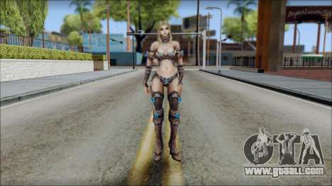 Elementalist from Soul of the Ultimate Nation for GTA San Andreas second screenshot