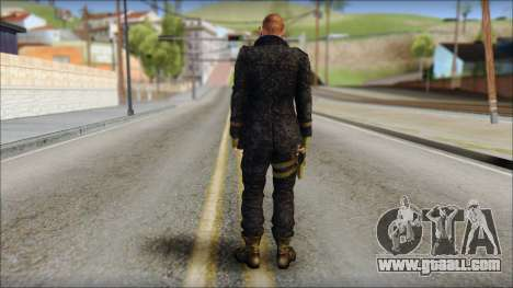 Jake Muller from Resident Evil 6 v1 for GTA San Andreas second screenshot