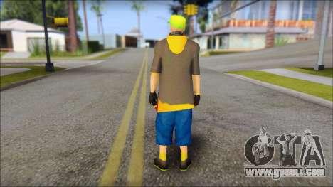 Urban DJ v3 for GTA San Andreas second screenshot