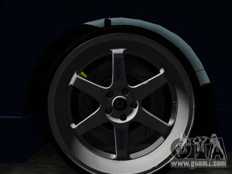 Honda NSX VeilSide for GTA San Andreas right view
