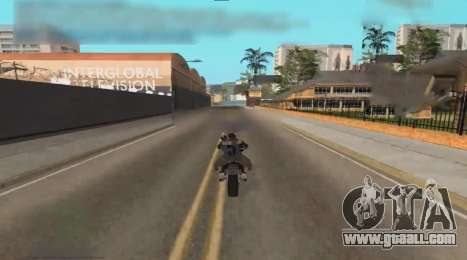 Unfreeze for GTA San Andreas second screenshot