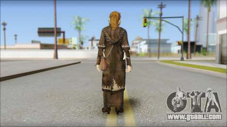 Hermione Grange for GTA San Andreas second screenshot