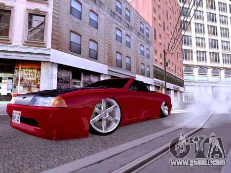 Elegy Cabrio HD for GTA San Andreas