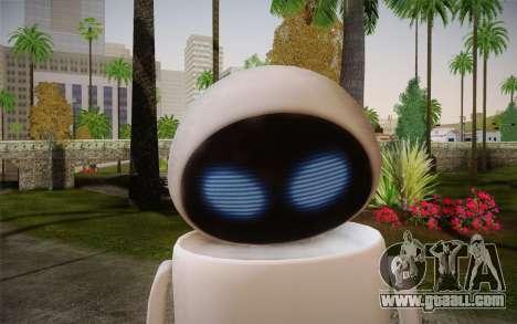 Eve Skin for GTA San Andreas third screenshot
