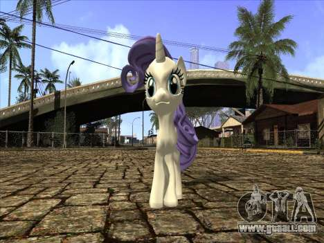 Rarity for GTA San Andreas
