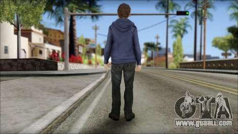 Harry Potter for GTA San Andreas second screenshot