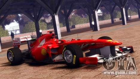 Ferrari 150 Italia for GTA 4