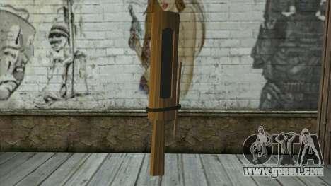 Senjata Kentongan Sahur for GTA San Andreas