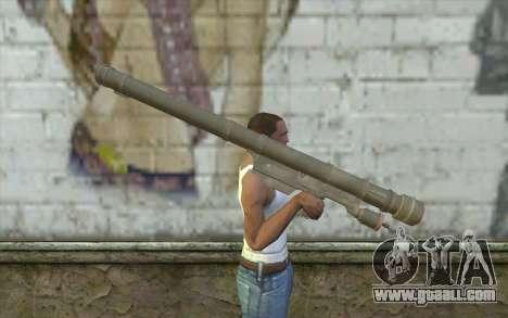 CA 94 for GTA San Andreas third screenshot