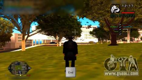 Suicide for GTA San Andreas