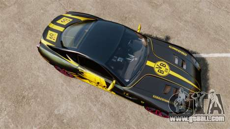 Ferrari 599 GTO PJ3 for GTA 4 right view