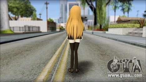 Aisaka Taiga v2 for GTA San Andreas second screenshot