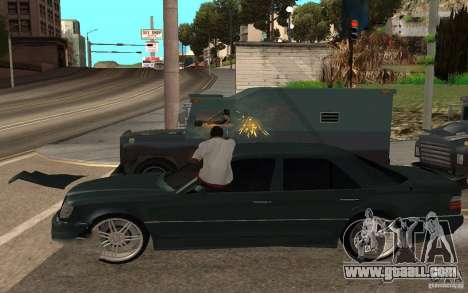 No Spread for GTA San Andreas third screenshot