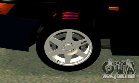VAZ 21123 Turbo for GTA San Andreas right view
