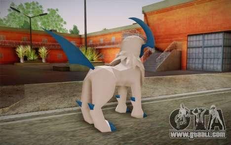 Absol for GTA San Andreas second screenshot
