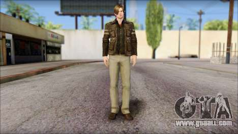 Leon Kennedy from Resident Evil 6 v1 for GTA San Andreas