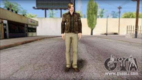 Leon Kennedy from Resident Evil 6 v1 for GTA San Andreas