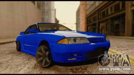 Nissan Skyline R32 for GTA San Andreas