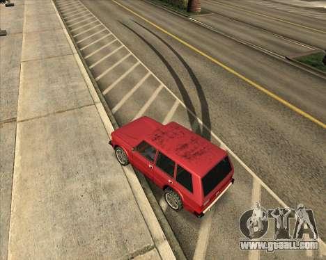 Brake for GTA San Andreas second screenshot